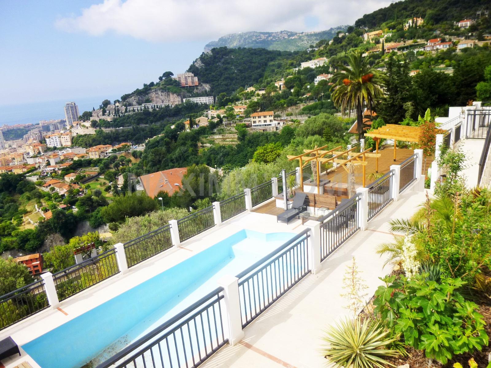 Vente maison villa roquebrune cap martin avec maximm home for Acheter maison monaco
